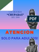 CHUPADAS