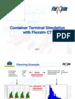 Flexsim CT Presentation