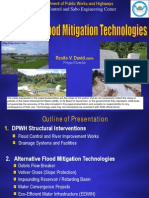 FM-S202A-Alternative Flood Management Technologies by Resito v. David