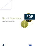 2011 the 2012 Ageing Report-EU