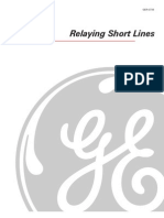 Relaying Short Lines-GE
