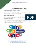 Tư vấn SEO-Chiến dịch SEO hiệu quả qua 5 bước-VietProtocol