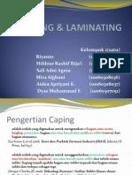 Caping & Laminating