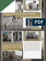 Templo y Claustro de Santo Domingo