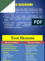 Teori-Ekonomi