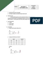 Job Sheet 3 (Gerbang NAND)