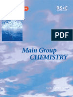 Henderson Main Group Chemistry, Tutorial Chemistry Texts 2000