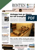 Västfronten 24 november 2011