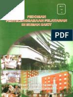 Pedoman Penyelengaraan Pelayanan Di Rumah Sakit Tahun 2008