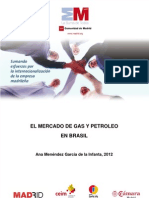 Gas y Petróleo en Brasil