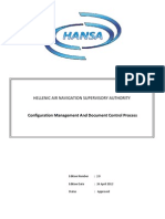 HANSA_Configuration Management and Document Control Process