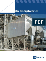 Electrostatic Precipitator - Mechanical Description