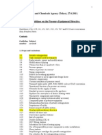 Ped Guidelines