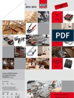 BESSEY Catalogue 2012/2013