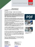 BESSEY Ideal-Schere D15A - Presseinformation