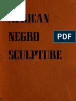 M.H. de Young Memorial Museum--African Negro Sculpture (1948)