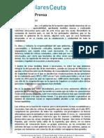 Artículo de opinión del Partido Popular (09/12/12)