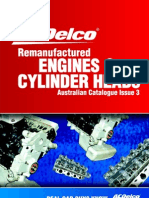 Catalogue ACDelco RemanEngines