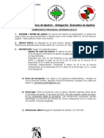 Circular 18-2012 Convocatoria Cº. Prov. Veterano 2013