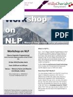 Nlp Workshop