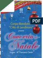 Concerto di Natale 2012