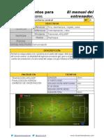 5# Partido con portería central @ El manual del entrenador