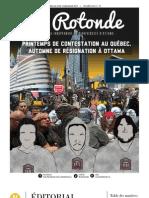 La Rotonde, édition du 10 décembre 2012