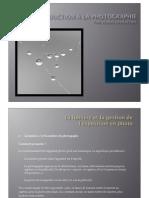 Introduction à la photographie - Part 02