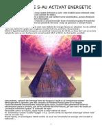 Piramidele S-Au Activat Energetic
