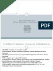 Risk Management FoldRite Furniture Assignment