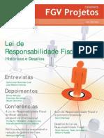 Cadernos FGV Projetos nº 15 - Lei de Responsabilidade Fiscal