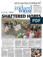 Manila Standard Today - Tuesday (December 11, 2012) Issue