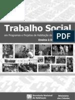 Curso à Distancia - Trabalho Social em Programas e Projetos de Interesse Social - Ministério das Cidades