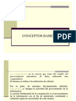 Conceptos básicos TICS