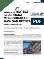Membuat Game Menggunakan Java Dan Netbeans