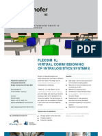 Virtual Commissioning - Warehouse