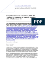 116 Nixon-kissinger-walters Foreign Relations of the United States