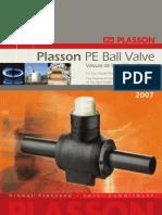 PE Ball Valve