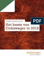 Het Beste Van Dirkzwager 2012