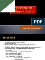 Minyak Atsiri (Terpen) 2012 (1)
