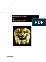 Nubian Civilization History