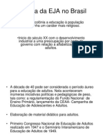 SEMINÁRIO EJA OEB  PP