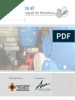 Gu%C3%ADa Para El Manejo Integral de Residuos - Subsector de Productos Quimicos