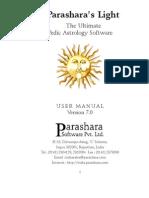 Parasher Light HAnd book