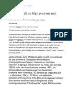 Le Monde 01/11/2012