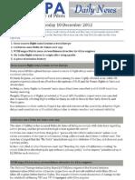 2012-12-10 IFALPA Daily News