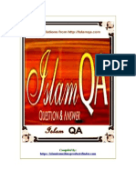 Islamic Marriage Contract QACompilation Part 01
