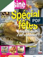 Cuisine Revue N°54 Novembre Decembre 2012