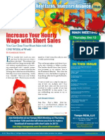 The Profit Newsletter December 2012 for Tampa REIA