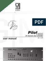 Pilot 1600 Manual-En